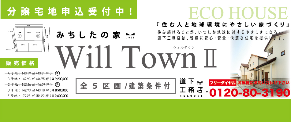 Will Town Ⅱ